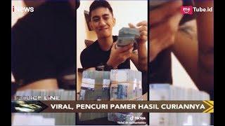 Download Video Pamer & Hamburkan Uang Curian dengan Pacar Sejenis, Taufik Nangis Ditangkap - Police Line 07/03 MP3 3GP MP4