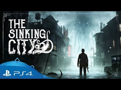 The Sinking City | Death May Die Cinematic Trailer | Ps4