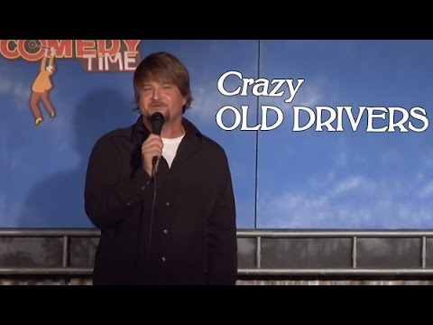 Crazy Old Drivers - Comedy Time