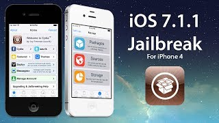 IOS 7 1 1 Jailbreak With GeekSn0w 2 8 3 For The IPhone 4