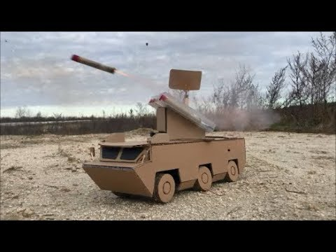 Self Propelled Air Defence System | SA-8 Gecko (9K33 Osa)