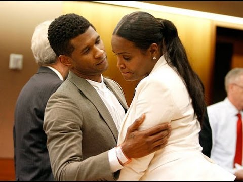 wife - Usher attempted to make peace with ex-wife Tameka Foster at end of the emergency child custody hearing on Friday, Aug. 9, walking over to the mother of his t...