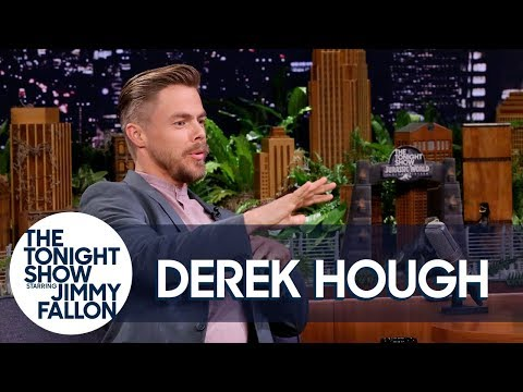 Derek Hough's Pop Band 2B1G with Sister Julianne Auditioned for Simon Cowell