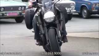 6. 2014 Ducati Daivel Strada, Overview, AlphaCars & Ural of New England