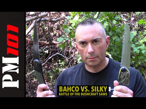 Video Bahco Vs. Silky: Battle Of The Bushcraft Saws - Preparedmind101 download in MP3, 3GP, MP4, WEBM, AVI, FLV January 2017