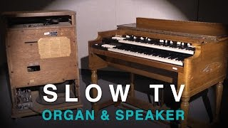 Download Lagu SLOW TV - Hammond Organ & Leslie Speaker Mp3