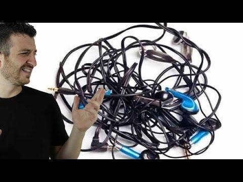 perché le cuffie fanno i nodi?