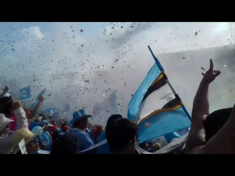 Recibimiento Zona Sol Jaiba Brava vs Murciélagos Final - La Terrorizer - Tampico Madero