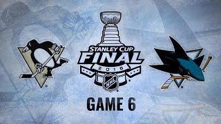 Letang nets GWG in 3-1 win as Pens hoist Stanley Cup by NHL