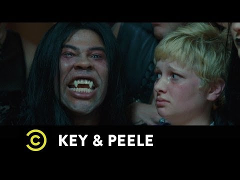 Key - The newest member of a vampire gang has a few problems with the others' lifestyle choices. New episodes Wednesdays 10:30/9:30c on Comedy Central.