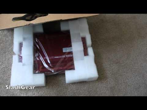 HP ENVY 4 Ultrabook unboxing
