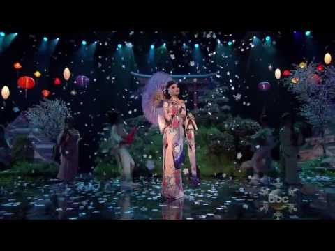 Katy Perry - Unconditionally (Live at AMA's 2013) (видео)