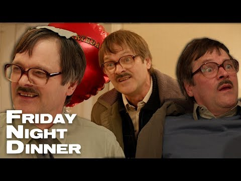 Best of Jim - Part 1 | Friday Night Dinner
