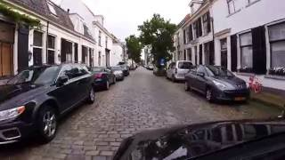Bussum Netherlands  city photos : Driving in Netherlands: Bussum Naarden Star Fort