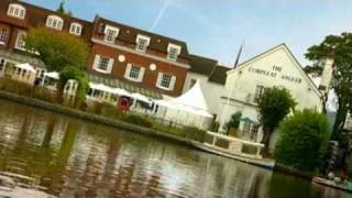 Marlow-on-Thames United Kingdom  city photo : Location Video - Macdonald Compleat Angler, Marlow, England