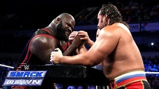 Nonton Mark Henry Vs  Rusev   International Arm Wrestling Contest  Smackdown  September 12  2014 Film Subtitle Indonesia Streaming Movie Download
