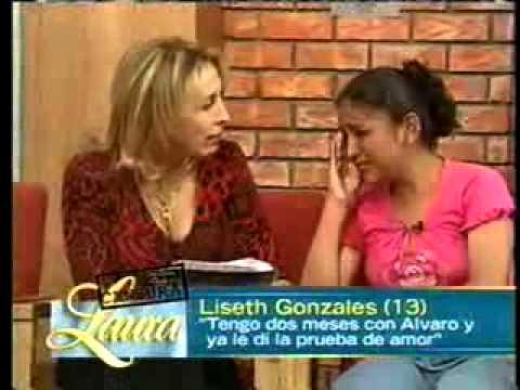 auxilio mi hija esta embarazada - Laura bozzo (parte 2)