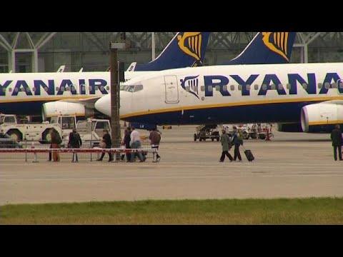 Ryanair: Πτώση της μετοχής μετά τις ακυρώσεις