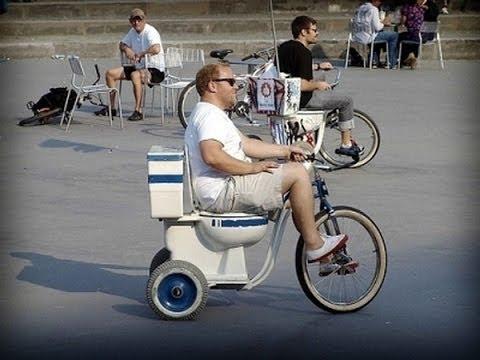 Le biciclette più bizzarre