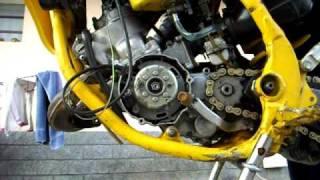 6. Suzuki RM 125 trouble