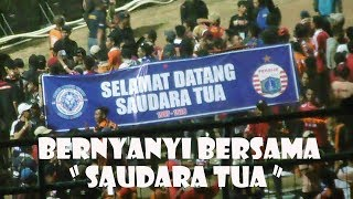 Video FULL BERNYANYI BERSAMA SAUDARA TUA AREMA VS PERSIJA 2018 MP3, 3GP, MP4, WEBM, AVI, FLV Desember 2018