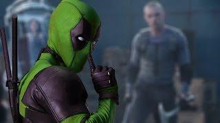Deadpool V Ajax | Jacksepticeye Voice-Over