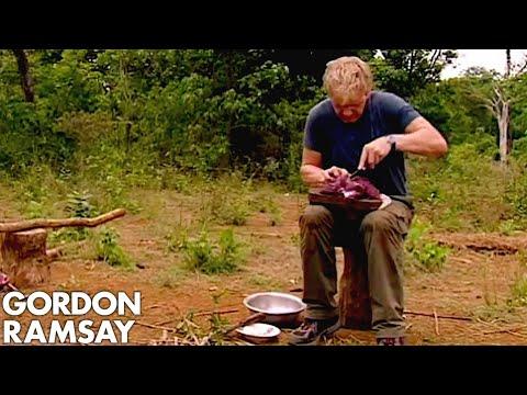 Gordon Ramsay Cooks Buffalo For A Cambodian Tribe | Gordon's Great Escape - Thời lượng: 11 phút.