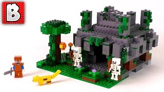 LEGO Minecraft The Jungle Temple Set 21132  598 parts  £54.99 / $49.99 / 59.99€Get This Set! http://amzn.to/2naGoN8There is a Superchat function at the bottom of the chat window if you'd to support the channel! If you have a question for us Check out the FAQ below first!Chat Rules:1: Don't spam2: No racism, profanity, sexism, etc.3: Don't promote your channels or ask for subs4: No Movie Spoilers5: Be a decent person, in general.FAQ:Where this weird accent guy (Mike) is from? - PolandPancakes or waffles? - Crepes!Marvel or DC? - DC (Jack), Marvel & AC/DC (Mike)Favorite LEGO Theme? - City (Jack), Star Wars (Mike)Favorite LEGO Set? - UCS Slave 1 (Jack), UCS Millenium Falcon (Mike)Do we like LEGO? - a little bit, yeah.How much do we/did we spend on LEGO? - too muchHow do we get the monies for all this LEGO?! - hard work!