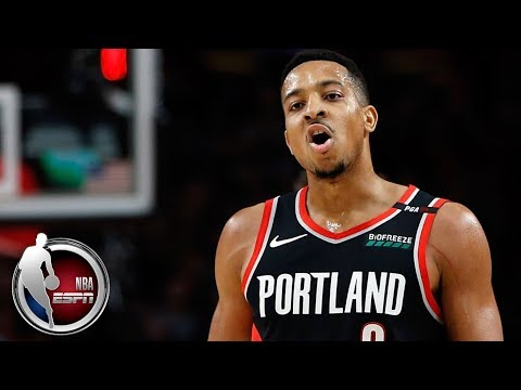 Video: CJ McCollum shows out with 40 points in Trail Blazers' win vs. the Bucks | NBA on ESPN