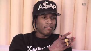 A$AP Rocky Talks New Album, Fashion, Azealia Banks & Iggy Azalea With Punchbowl TV!