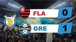 FICHA TÉCNICA FLAMENGO 0 X 1 GRÊMIO Data: 13/07/2017 (quinta-feira) Local: estádio Luso-Brasileiro, no Rio de Janeiro (RJ) Árbitro: Marcelo Aparecido de Souz...