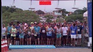 Mais de oitocentos atletas participam da 1ª Maratona de Sorocaba