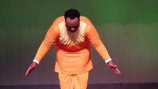 Todd Dulaney - Consuming Fire prophetic dance by: Grace Project 2016