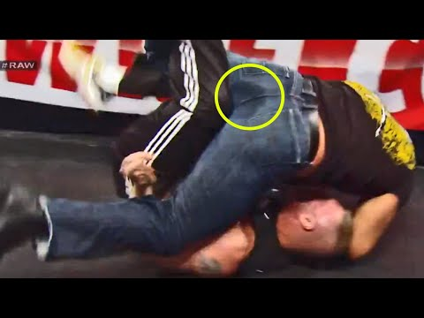8 WWE Wrestlers Who Embarrassingly Pissed Themselves In The Ring