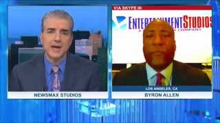 "Video Malzberg | Byron Allen takes on Al Sharpton, explains why he's ""disappointed"" with Barack Obama. MP3, 3GP, MP4, WEBM, AVI, FLV Juli 2018"