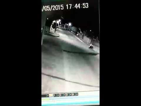 Atropelamento de uma senhora de 76 anos em Pontes e Lacerda