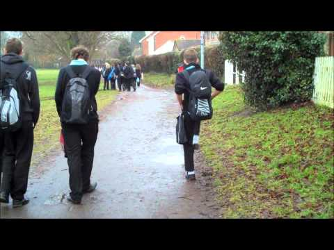tribute to international silly walks day