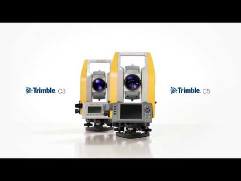 TRIMBLE C-Series Mechanical Total Station