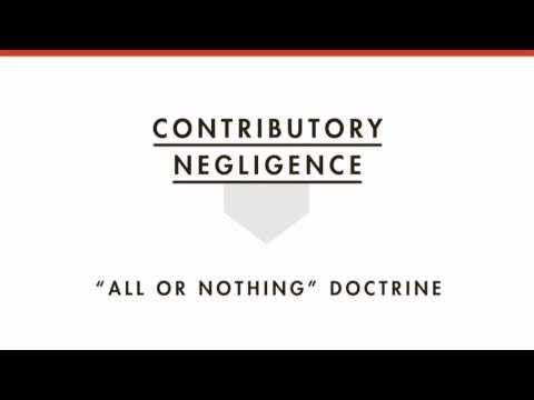 Tort Law tutorial: Contributory Negligence and Comparative Fault | quimbee.com