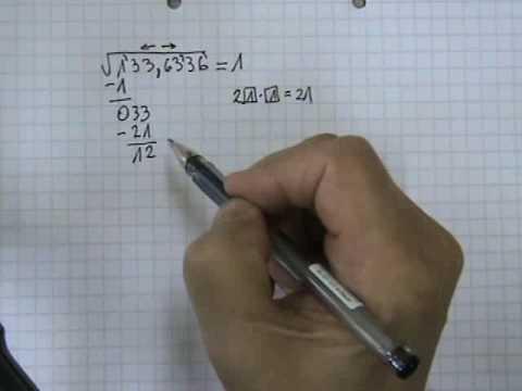 Vídeos Educativos.,Vídeos:Raíz cuadrada 7