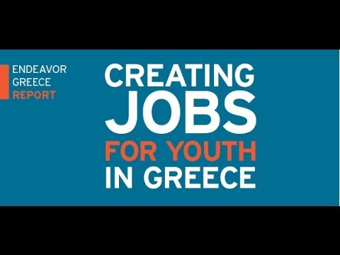 Who will create jobs for youth in Greece?