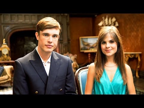 Georgie & Poppy's Royal Introduction - ALMOST ROYAL New Comedy Series Premieres JUNE 21 BBC AMERICA
