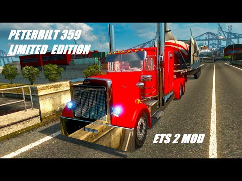 Peterbilt 359 Limited Edition