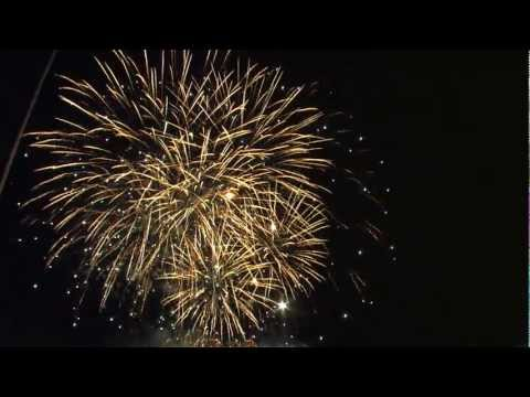 Int. Vuurwerk Festival Knokke-Heist 2012: Surex &#8211; Poland &#8211; Polen &#8211; fireworks