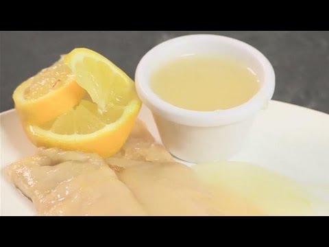 How To Make Creamy Lemon Sauce