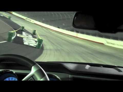 Bristol Motor Speedway Ride Along