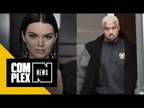 Kendal Jenner Reveals How Kanye Inspires Her