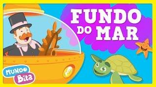 Bita E Os Animais - No Fundo Do Mar [clipe Infantil]