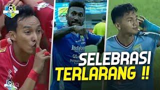 Video TERLARANG ⚠️ Hanya Ada di Liga Indonesia, 8 Selebrasi Terlarang dan Unik Liga 1 Musim 2018 MP3, 3GP, MP4, WEBM, AVI, FLV Agustus 2019
