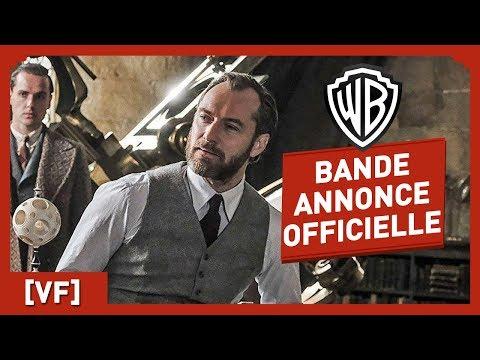 Les Animaux Fantastiques : Les Crimes de Grindelwald - Bande Annonce Officielle